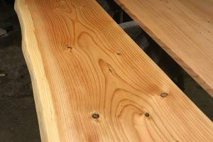 Douglastræ planker til bord