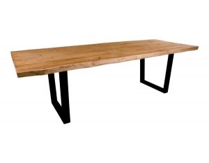 plankebord i teak