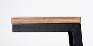metalben til plankebord