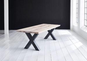 egetræsbord graa