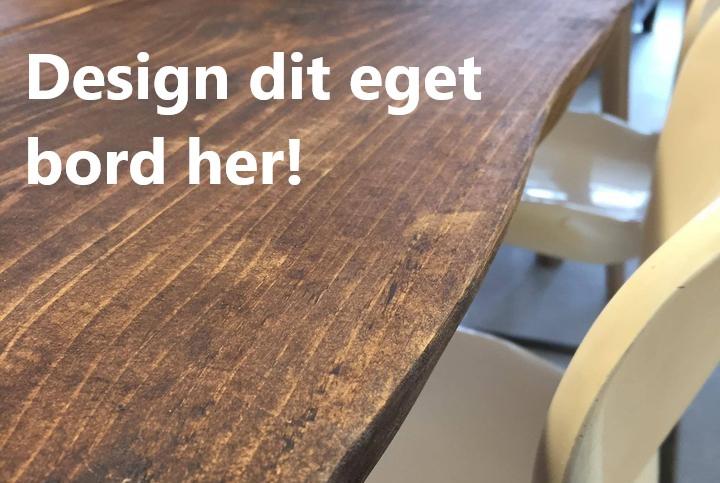 Design dit eget plankebord hos Hipstory
